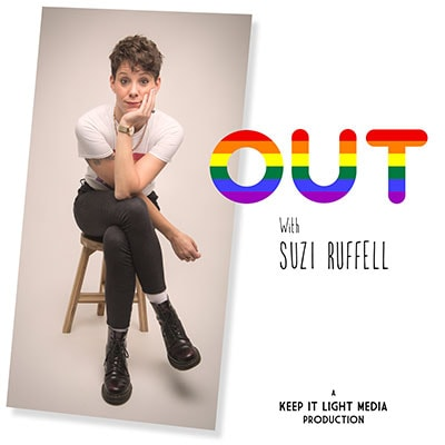 Suzi Ruffell - Out With Suzi Ruffell podcast